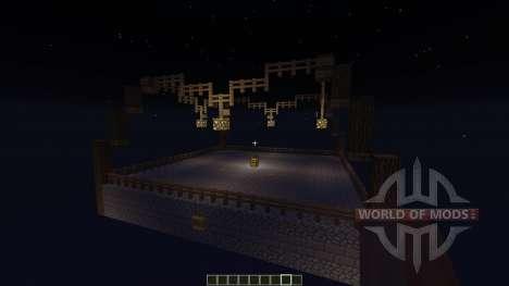 Minecraft Arena pour Minecraft