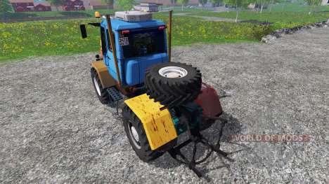 JTA-220 Slobozhanets für Farming Simulator 2015