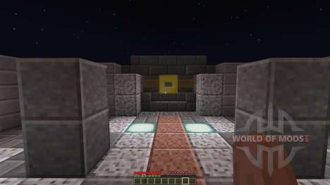Stoned Puzzle Map [1.8][1.8.8] pour Minecraft