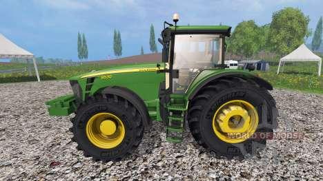 John Deere 8530 v1.4 für Farming Simulator 2015