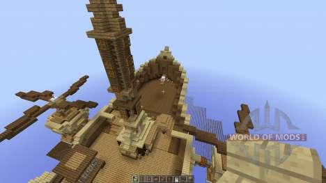 Astex Airship für Minecraft