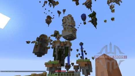 Maceia Parkour pour Minecraft