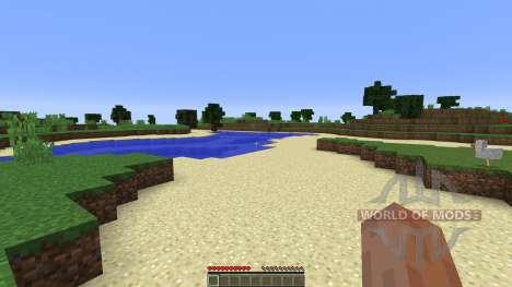 Smallish Survival Island pour Minecraft