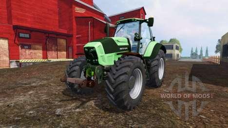 Deutz-Fahr Agrotron 7250 TTV v1.1 für Farming Simulator 2015