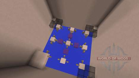 Bouncing Chicken Bounce your chicken für Minecraft
