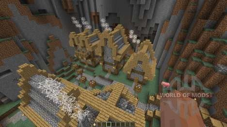 Medival City pour Minecraft