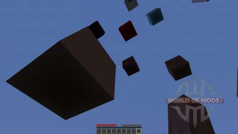 Cube Block Worlds Hostile Worlds für Minecraft