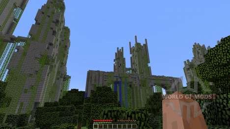 Minecraft Cinematic Huge Abandoned für Minecraft