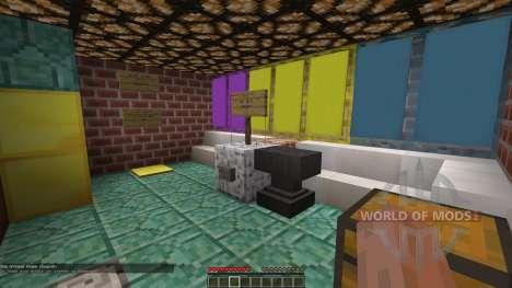 Map van een kijker gamemeneer [1.8][1.8.8] pour Minecraft