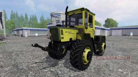 Mercedes-Benz Trac 1100 pour Farming Simulator 2015