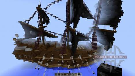 Pirate of the Caribbeans battle [1.8][1.8.8] pour Minecraft