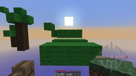 Parkour 1001 pour Minecraft