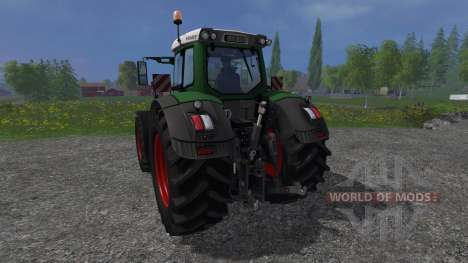 Fendt 936 Vario v4.0 pour Farming Simulator 2015
