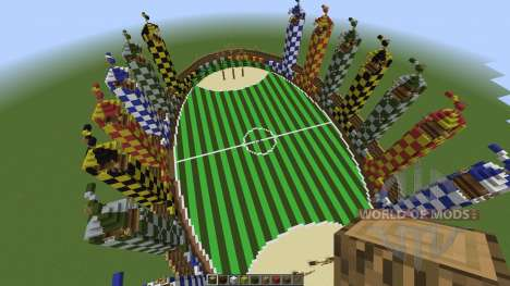 Quidditch Pitch pour Minecraft
