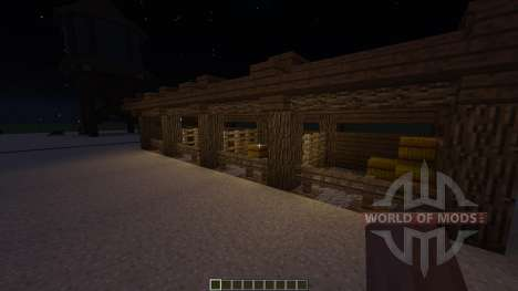 Western Building Bundle für Minecraft
