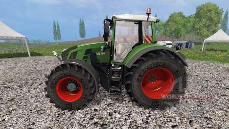 Fendt 828 Vario v4.2 für Farming Simulator 2015