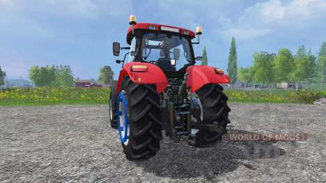 Case IH Maxxum 110 v2.3 für Farming Simulator 2015