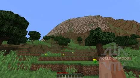 Dento Island für Minecraft