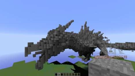 Stone Dragon Organic für Minecraft