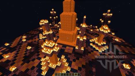 Temple of Svarog The fire God [1.8][1.8.8] pour Minecraft