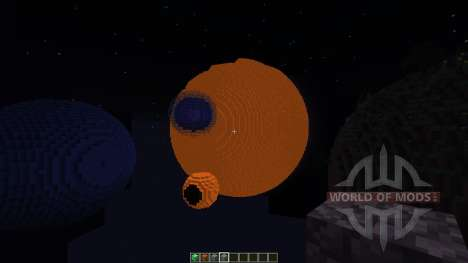 Astronomical Survival für Minecraft