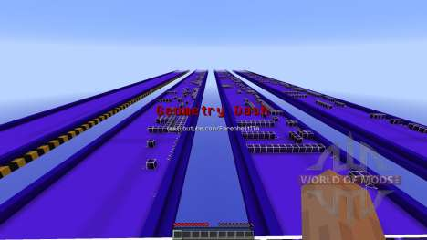Geometry Dash pour Minecraft