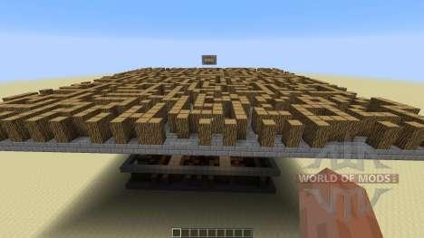 Instant Maze Generator für Minecraft