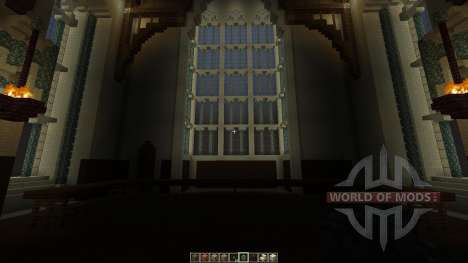 Great Hall of Hogwarts [1.8][1.8.8] pour Minecraft