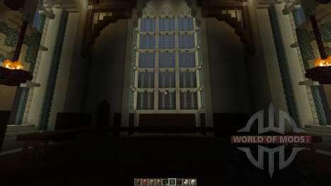 Great Hall of Hogwarts [1.8][1.8.8] für Minecraft