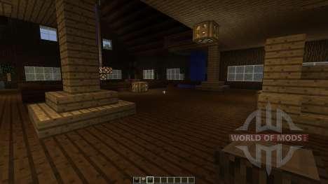 Island Bayou Mansion für Minecraft
