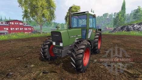 Fendt Farmer 309 LSA v3.0 für Farming Simulator 2015
