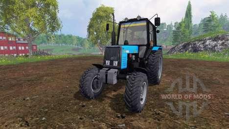 MTZ Belarus 1025 für Farming Simulator 2015