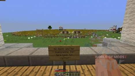 The Farm pour Minecraft