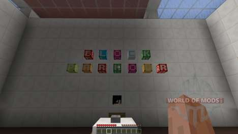 Block Parkour [1.8][1.8.8] pour Minecraft