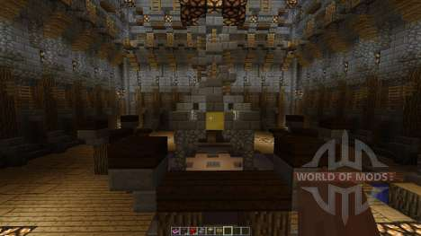 Medival spawn für Minecraft