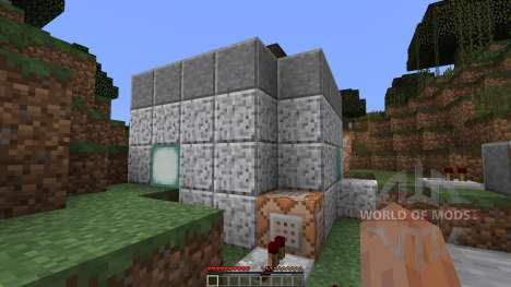 The Quest for The Sponge für Minecraft