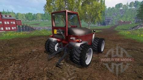 Aebi TT50 v0.8 für Farming Simulator 2015