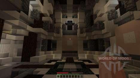 Server SpawnHub für Minecraft