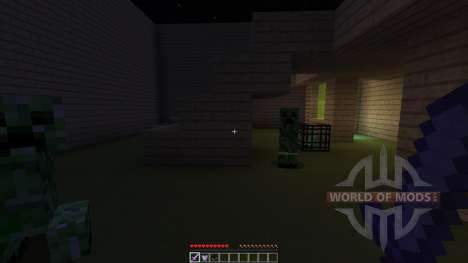 SUPER MOB BATTLE ARENA für Minecraft