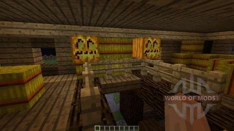 Farmer Battle pour Minecraft