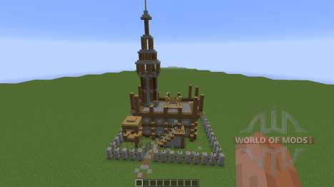 Small Medieval Fort pour Minecraft