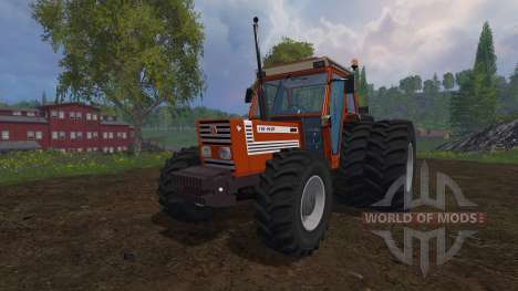 Fiat 110-90 pour Farming Simulator 2015