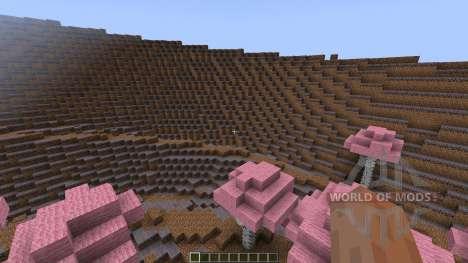 Land Spiral [1.8][1.8.8] für Minecraft