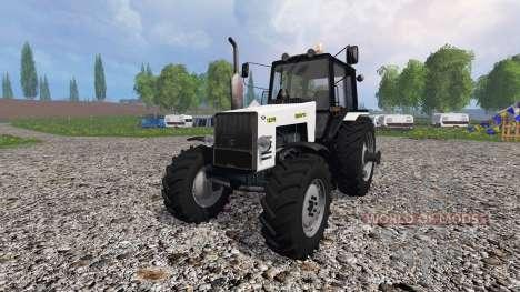MTZ-V v2.0 [modifier] pour Farming Simulator 2015