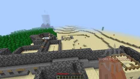 [Adventure Map] Prison Escape [1.8][1.8.8] pour Minecraft