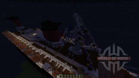 SS France pour Minecraft