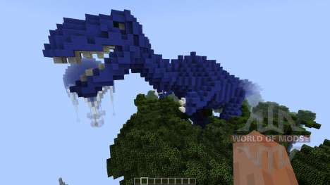 Bluerex Spawn [1.8][1.8.8] für Minecraft