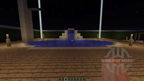 Club Party House pour Minecraft
