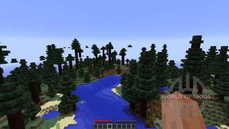 Shander v4 für Minecraft