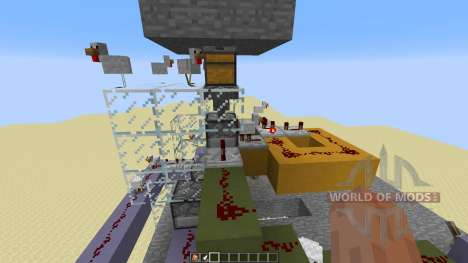 Huhner-Trichter pour Minecraft